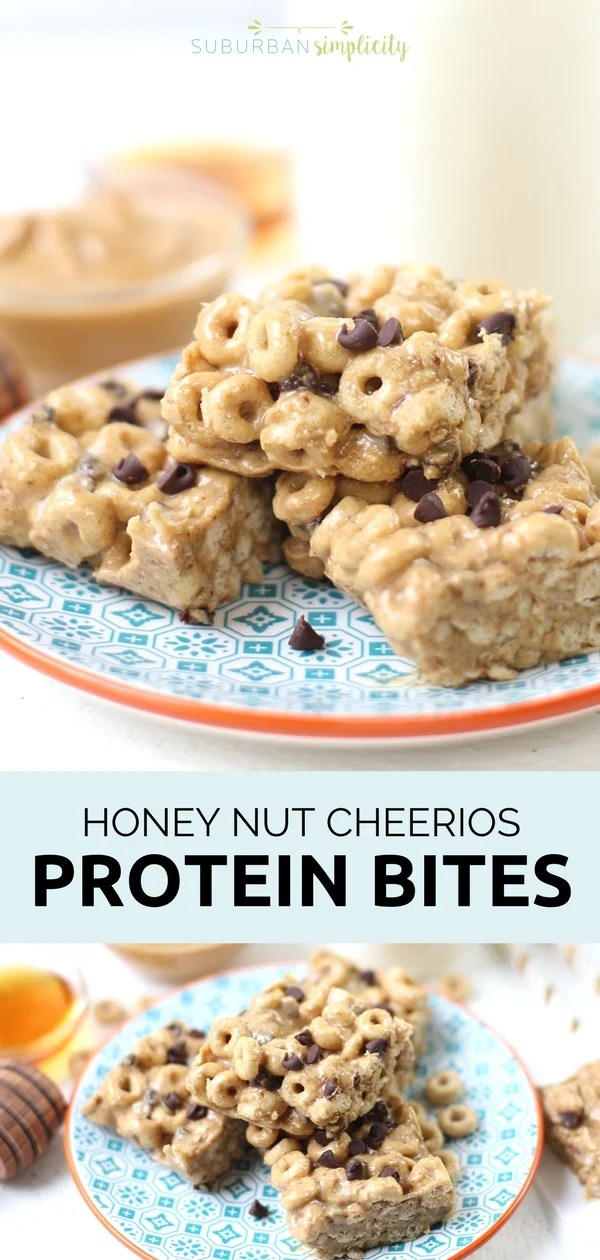 Give yourself a little energy boost with these Honey Nut Cheerios Protein Bites.  With a few simple ingredients, this delicious no-bake recipe will curb your hunger and make your day a little tastier.