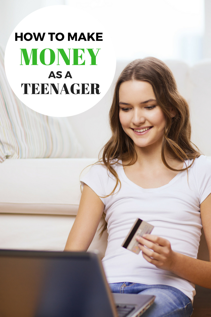 Are you a teen interested in earning some money of your own? Check out How to Make Money as a Teenager and see what\'s the best fit!