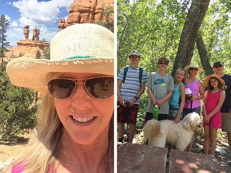 Vacation spot on RV Trip with Kids