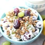 Easy Grape Salad for Summer