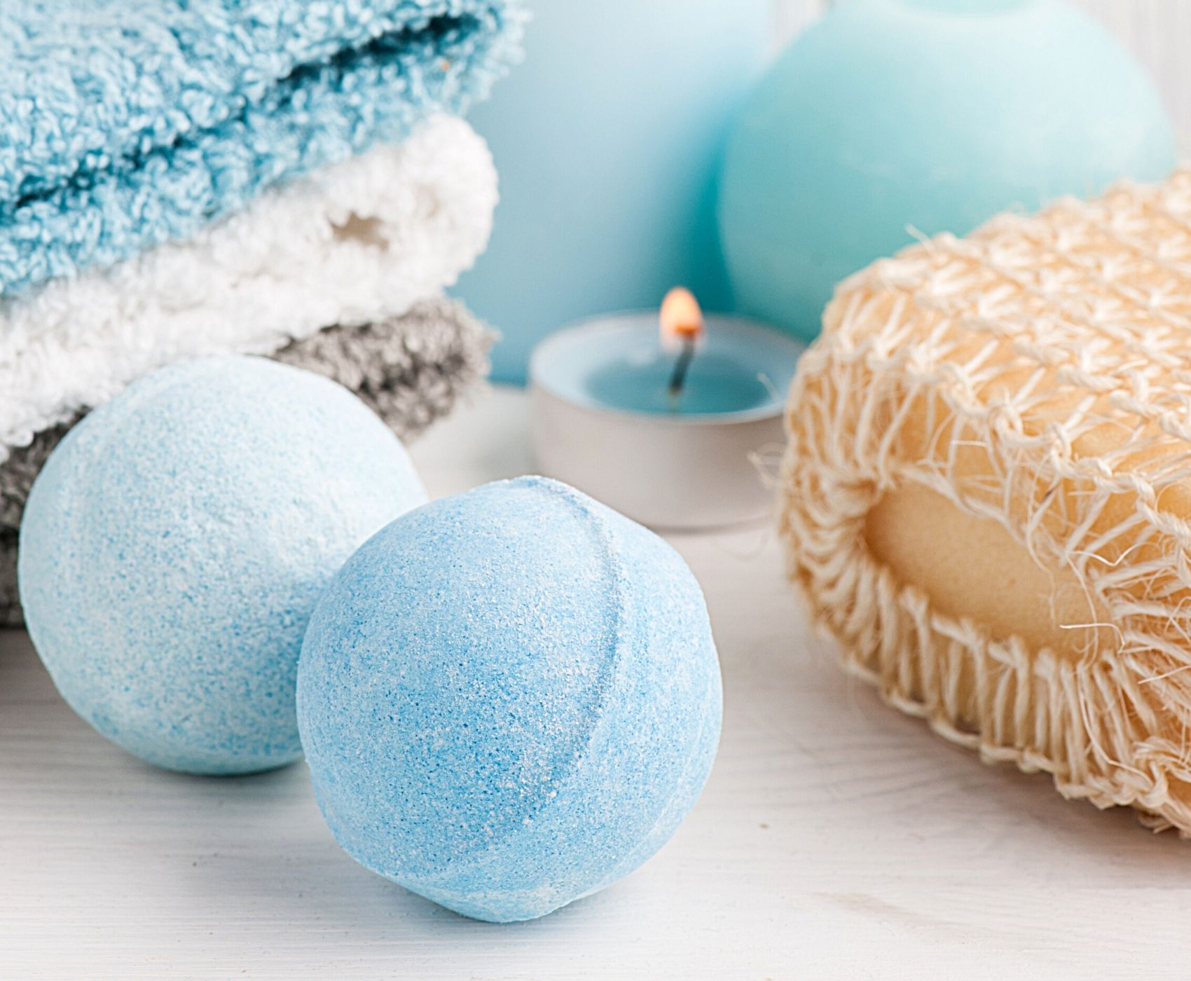 Easy Diy Bath Bomb Recipe With Video Suburban Simplicity