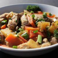 Crock Pot Asian Pineapple pork