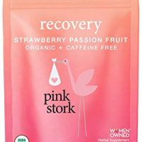 Pink Stork Recovery: Strawberry Passionfruit Postpartum Body Tea