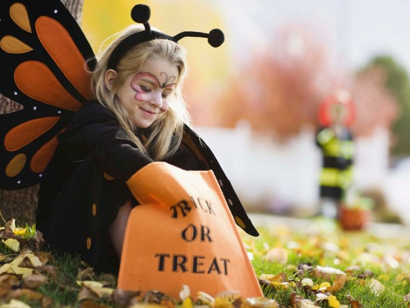10 things you can do with your leftover Halloween Candy. From crafting with it to donating it - this list has something for everyone!