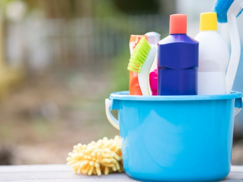 If you want a tidy home, you need these Tips for a Clean house! Simple tasks that take little time, but make a big difference.