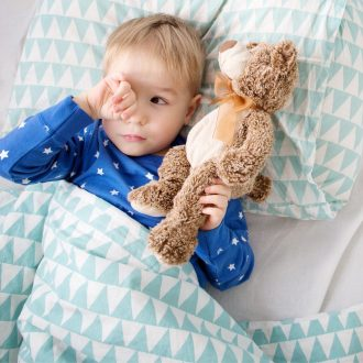 Learn the 3 best tips for How to Get Your Toddler to Stay in Bed. If you follow this expert advice, we promise with only a few nights of sleep training you and your little one will be resting easy.