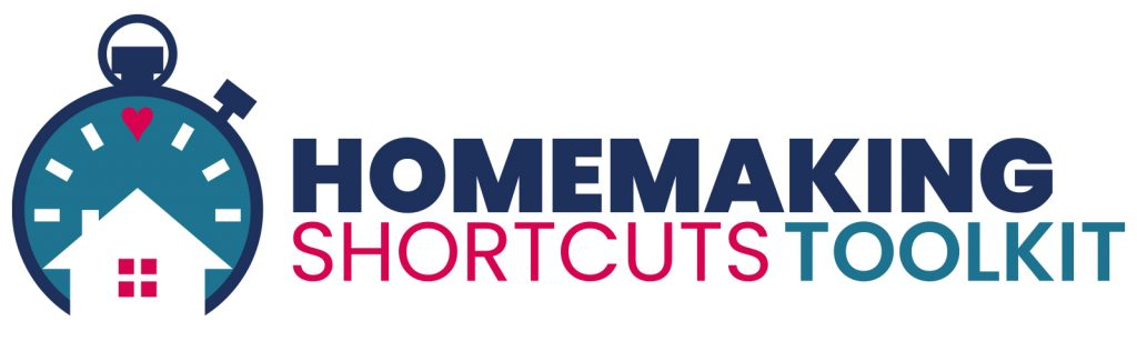 Homemaking shortcuts toolkit logo