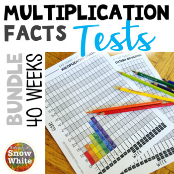 Master Multiplication Facts | Suburban Snow White