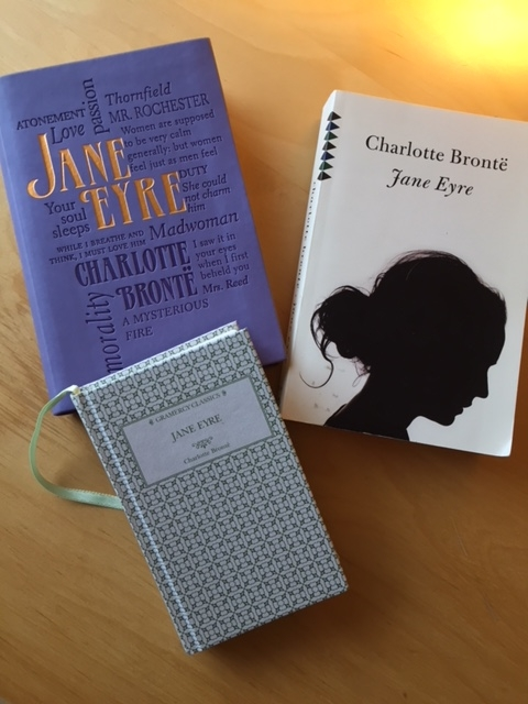 Jane Eyre is on my Reading Challenge 2018 List!