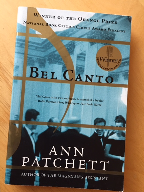 Bel Canto is on my Reading Challenge 2018 List!