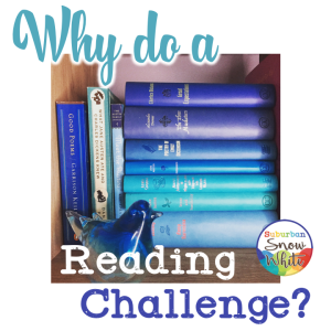 Why Do a Reading Challenge?