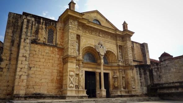 Walking Tour of Santo Domingo - Cathedral