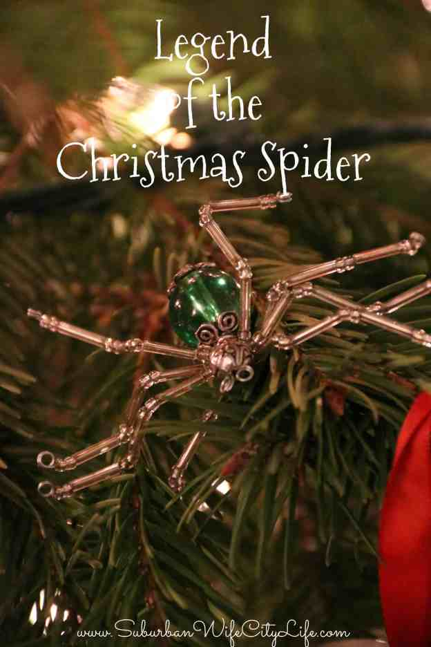 Legend of the Christmas Spider