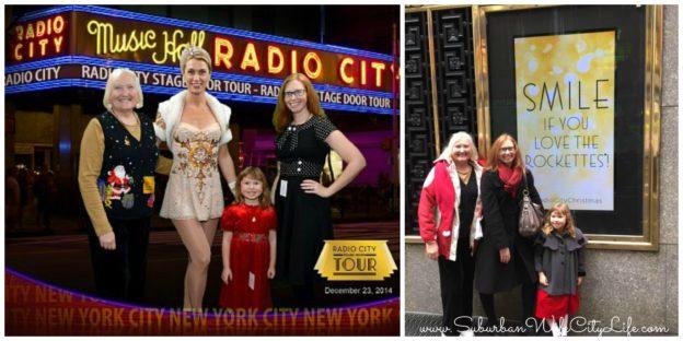 Radio City Rockette picture