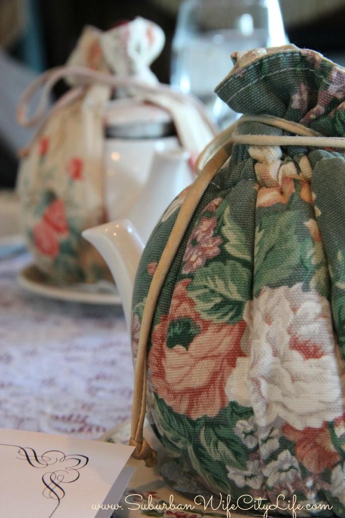 Victoria's Tea