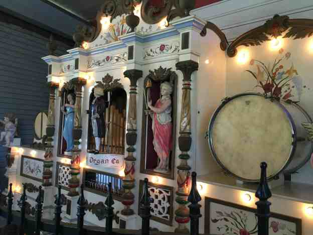 Griffith Park Merry Go Round Organ