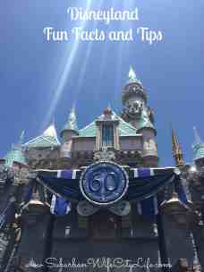 Disneyland Fun Facts and Tips