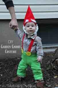 DIY Garden Gnome Costume