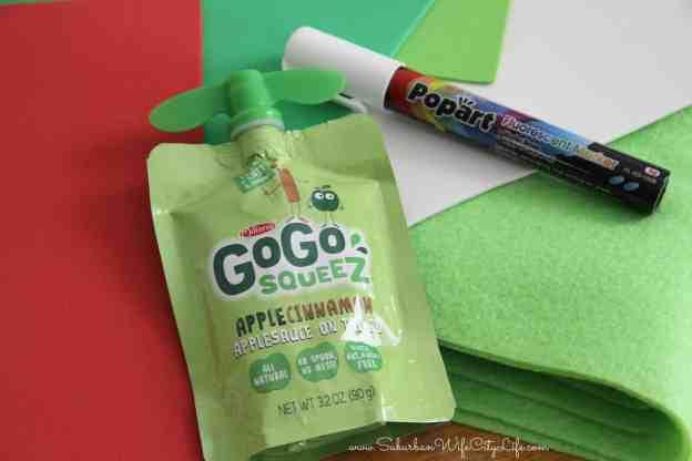 GoGo Squeez Costume Supplies