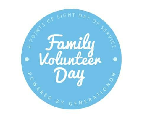 Family Volunteer Day