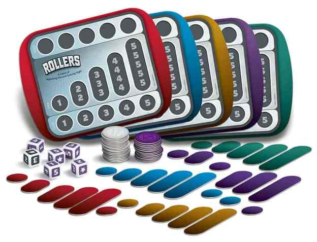 Rollers Family Fun Game