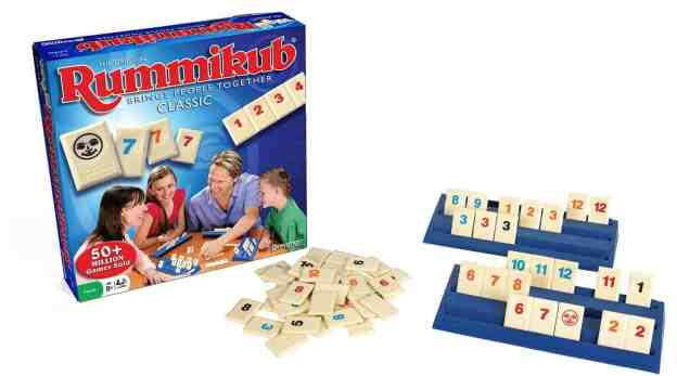 Rummikub Family Fun Game