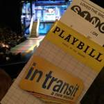 In Transit on Broadway Review