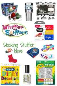 Stocking Stuffers for Family