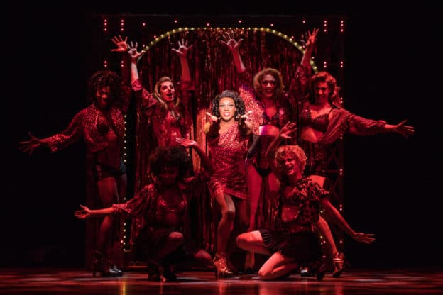 Kinky Boots Lola and The Angels