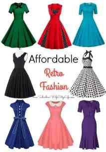 Affordable Retro Fashion