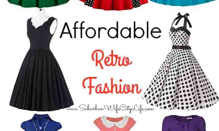 Affordable Retro Fashion