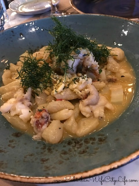 Piattino Lobster Cavatelli