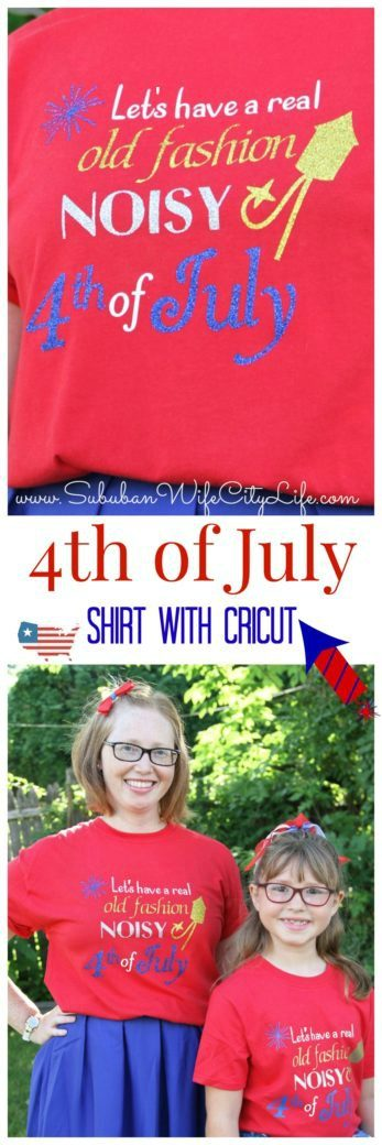 4th of July shirts with Cricut