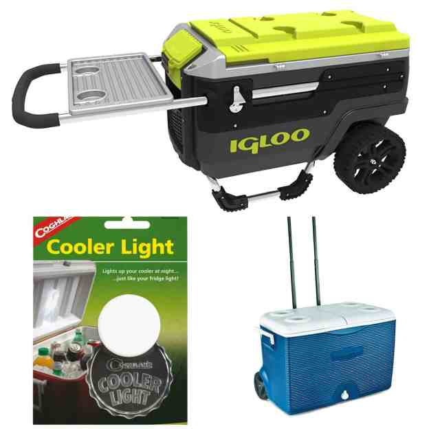 Family Camping Coolers