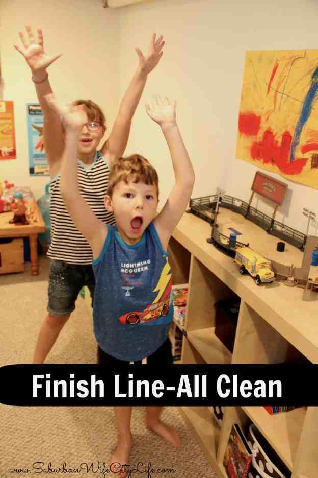 Finish Line - #UltimatePitStop