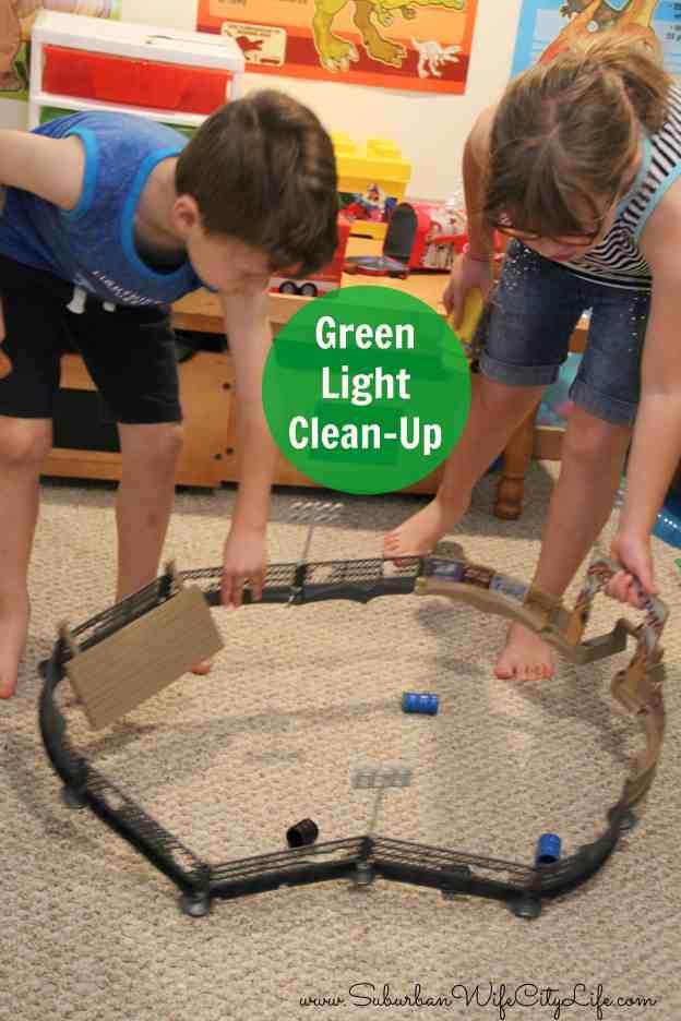 Green Light Clean-up