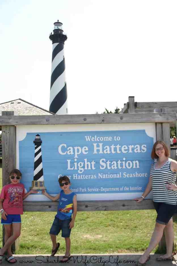 Cape Hatteras Lighthouse National Park