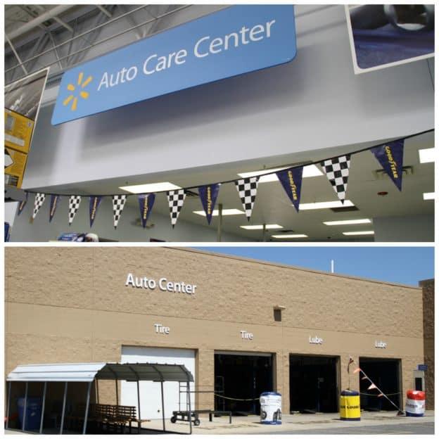 Walmart Auto Care Center