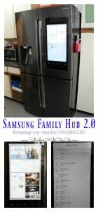 How the Samsung Family Hub 2.0 fridge keeps our family organized