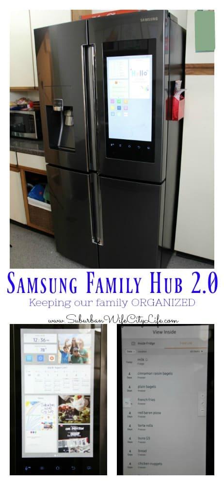 How the Samsung Family Hub 2.0 keeps my family organized
