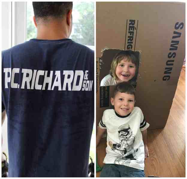 Samsung & P.C. Richard & Son