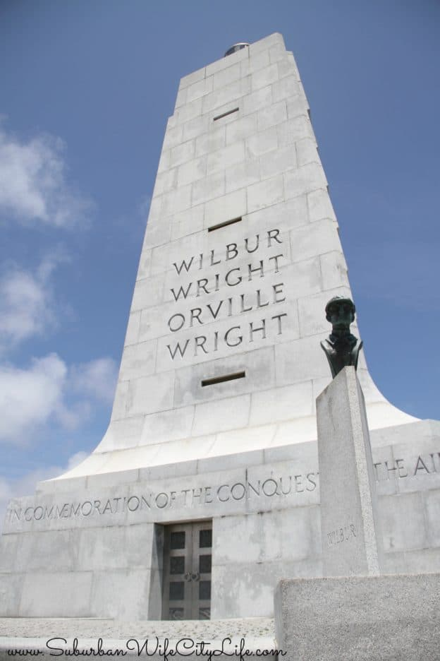 Wright Brother's National Monument