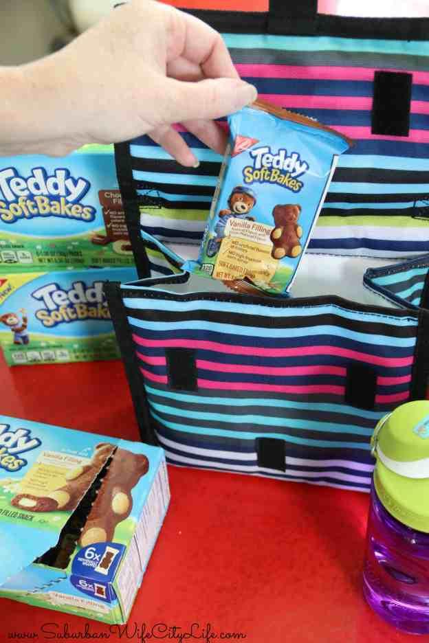 Teddy Soft Bakes snack break