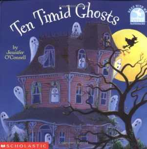 10 Timid Ghosts
