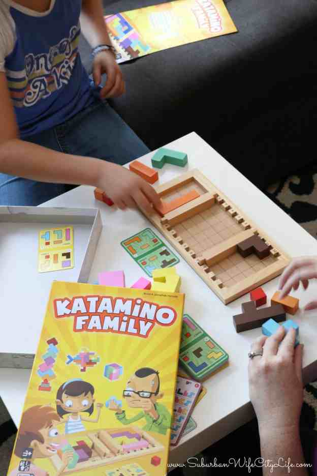 Katamino Family Game
