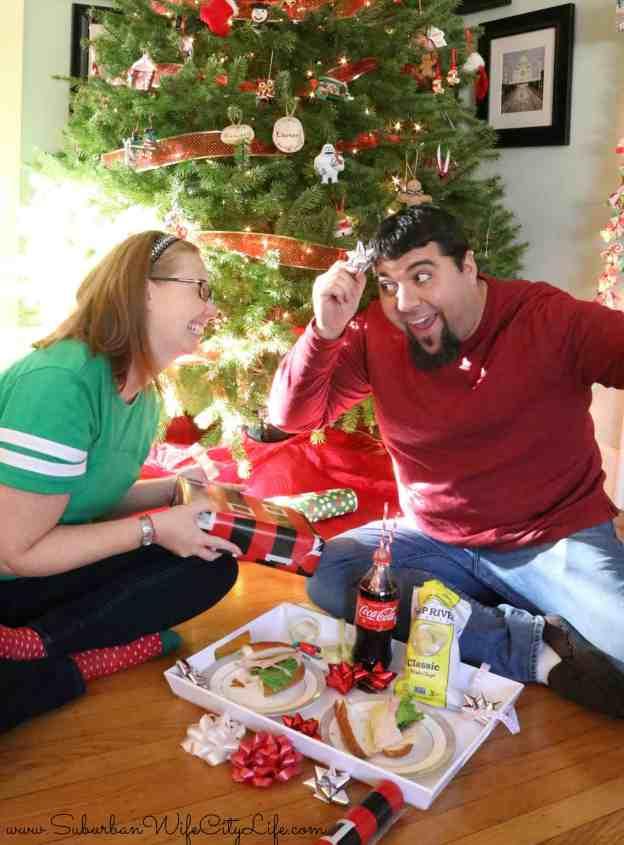 Christmas Picnic Fun