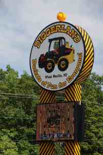 Diggerland in NJ