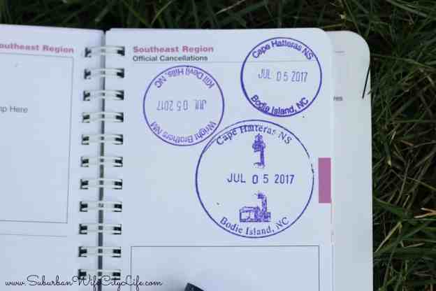 National Parks Passport Books