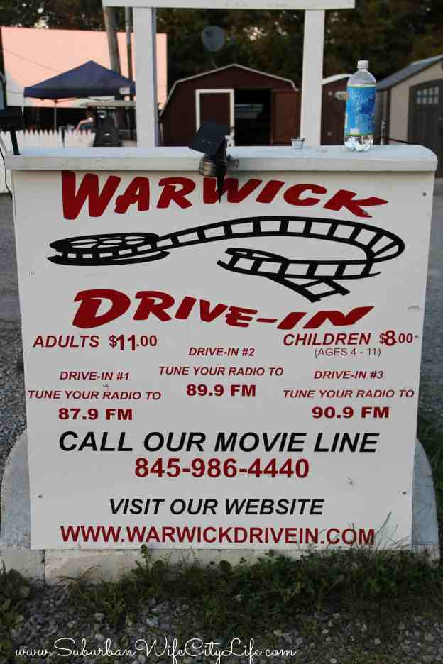 Warwick Drive-In NY