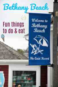 What to do & eat in Bethany Beach, Delaware